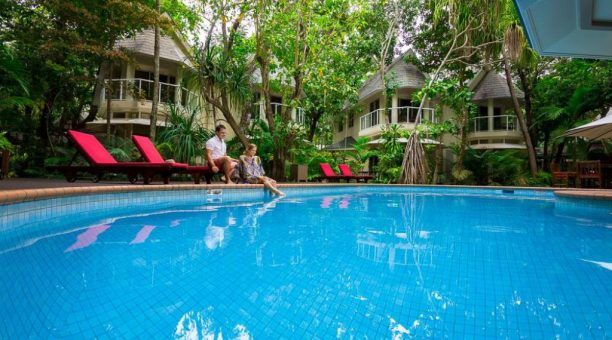 Green Island Resort Pool