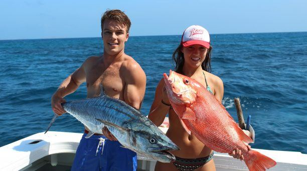 Deep-Sea Fishing