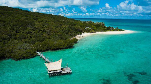 Haggerstone Island Resort Jetty