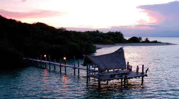 Haggerstone Island Jetty