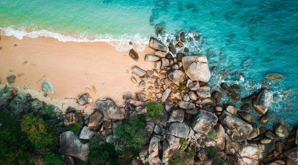 The Stunning Coastline of Orpheus