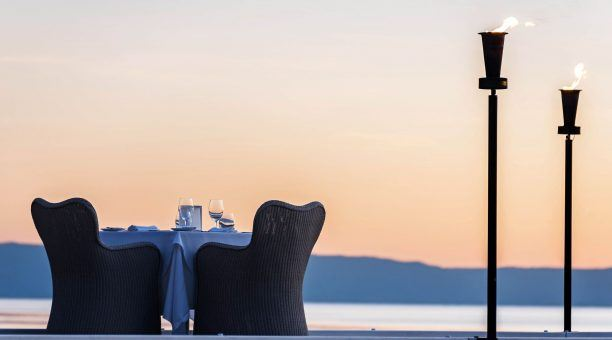 Dining With the Tides Degustation Experience