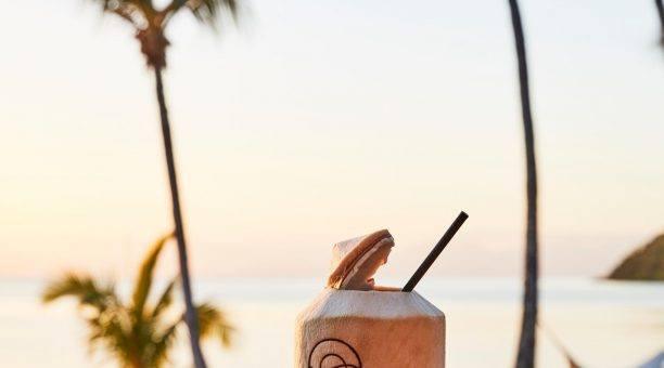 Sunset Cocktail