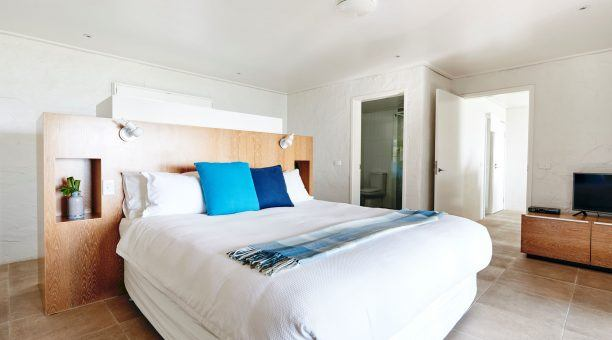 North Beachfront Suite Bedroom