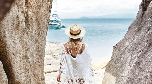 Visit Secluded Beaches on a Boat Cruise