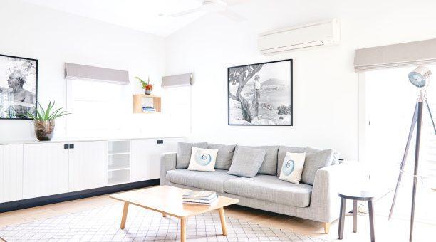 South Suite Living Area