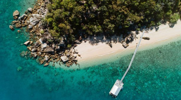 Visit Secluded Beaches on a Motorised Dinghy